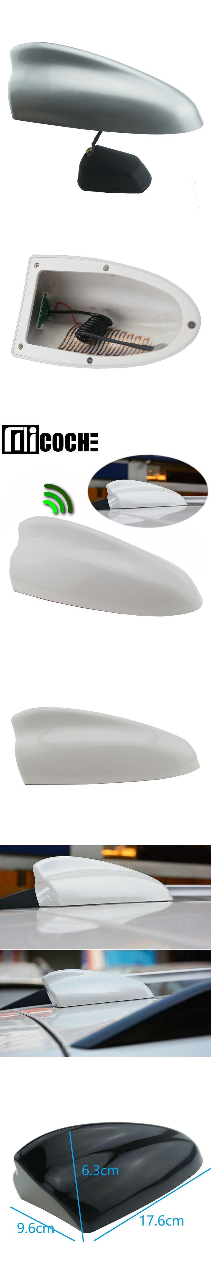 1pcs Car Shark fin Antenna for Lexus CT 200h Auto Radio Aerials Replacement Antenna Sharkfin Black White Silver