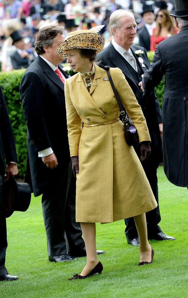 Prinses Anne Royal Ascot 16/06/2015