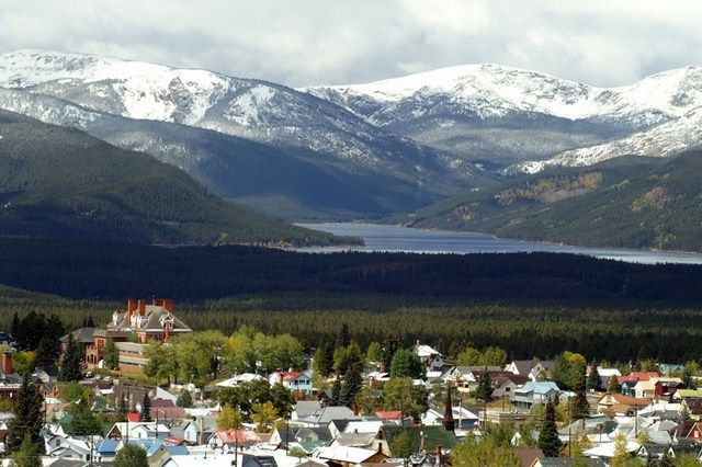 Leadville, CO- Denver is the mile high city- Leadville is 2 miles high- Lots of silver mining there