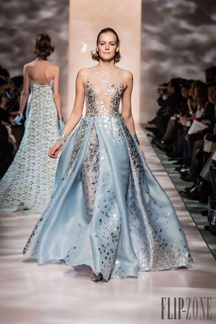 Georges Chakra Haute Collection. ZsaZsa Bellagio – Like No Other: Haute Couture: Chakra