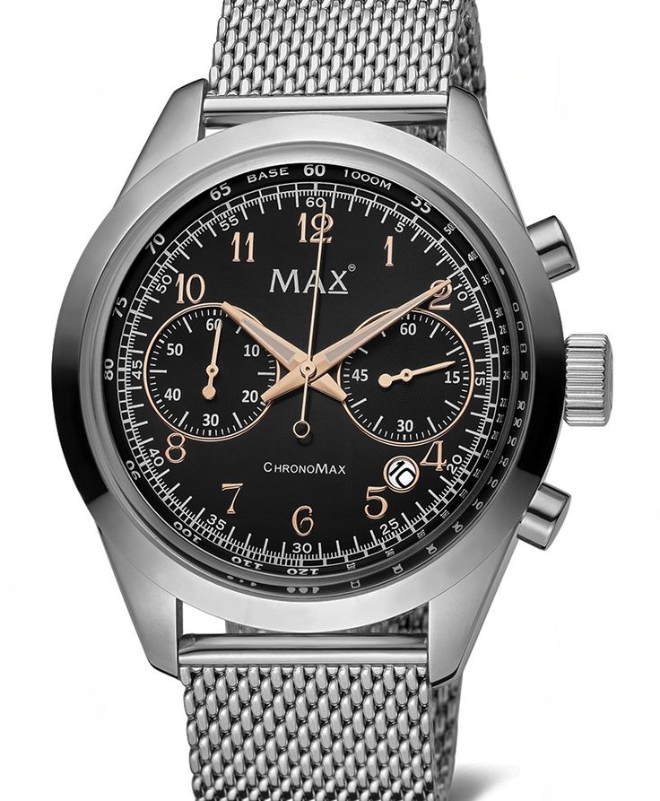 MAX watch €269,- for €139,- from The Netherlands. Shopping with us and you'll discover the best brands.