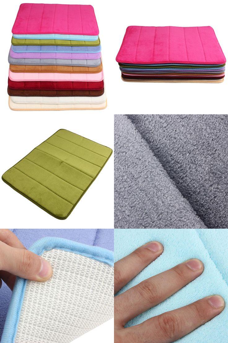 bath non slip mat elinkume anti slip bath carpet memory foam visit to buy high quality 40x60cm bath mat bathroom bedroom nonslip mats
