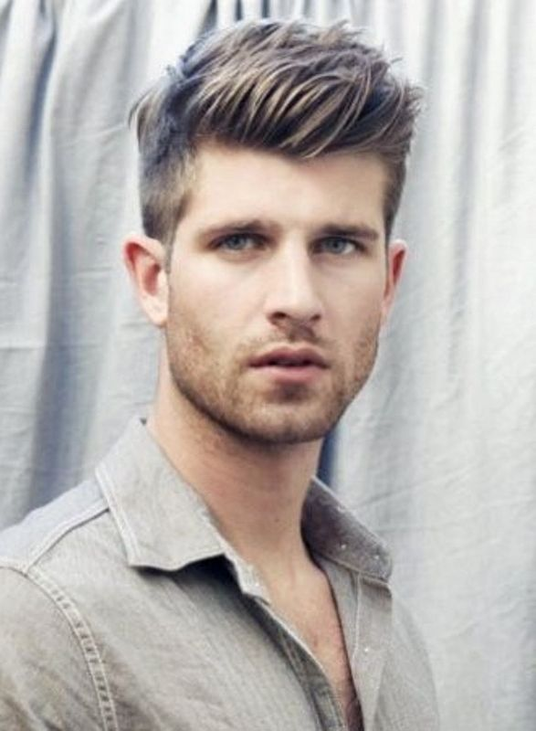 Best Bärte Images On Pinterest Mans Hairstyle Men Hair - Men's hairstyle gallery 2014