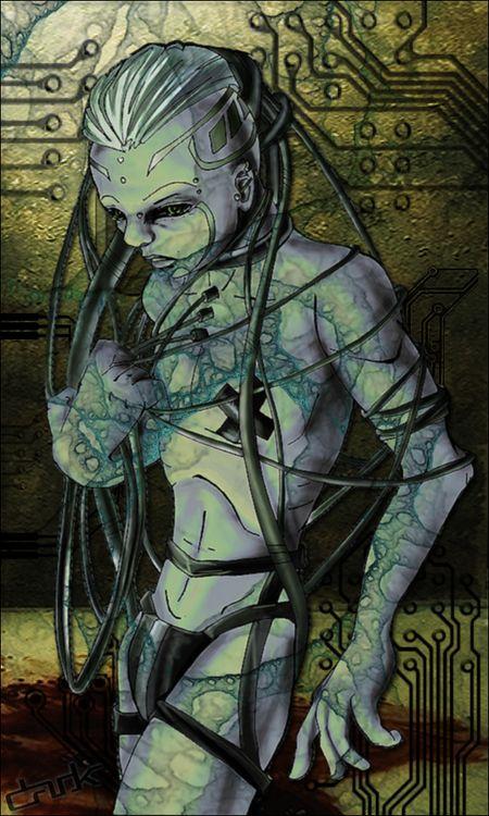 Cyberpunk Virusby~DarK-Tox1c