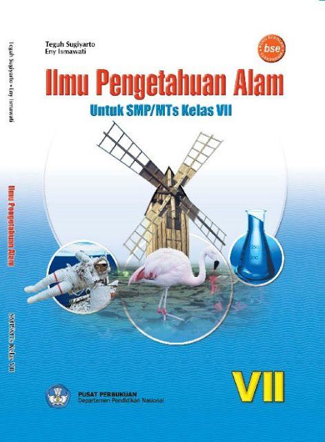 Download Buku Siswa KTSP SMP dan MTs Kelas 7 Ilmu Pengetahuan Alam