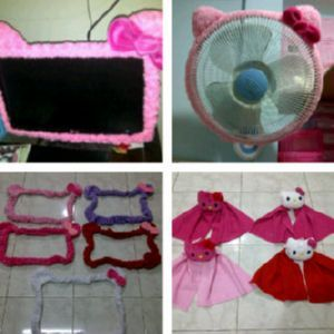 BINGKAI TV HELLO KITTY - Pusat Grosir Product China - UNIK | HELLO KITTY | LAMPU | SENTER | DLL
