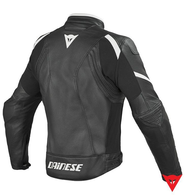 Dainese Leather Jacket Laguna Evo Pelle - back
