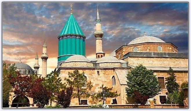 Mevlana Müzesi ve Türbesi (Konya) - Sayfa 3 - Forum Gerçek