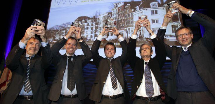 Winners Aquatech Innovation Award 2013
