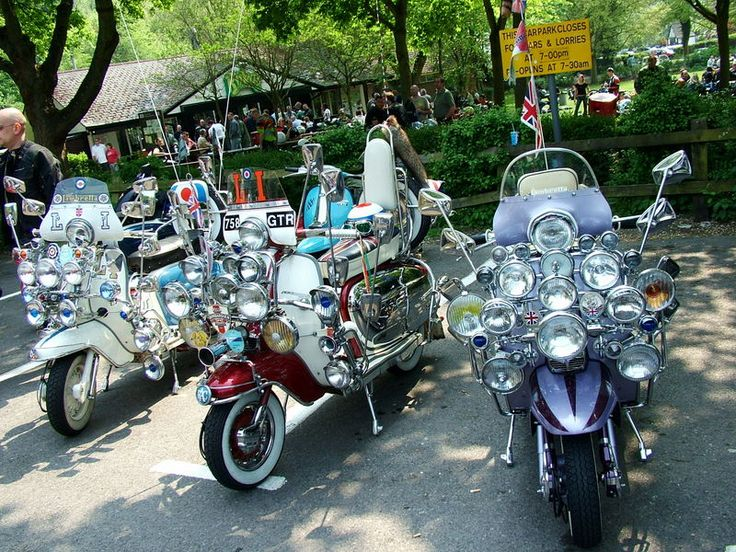 mod scooters images - Google Search