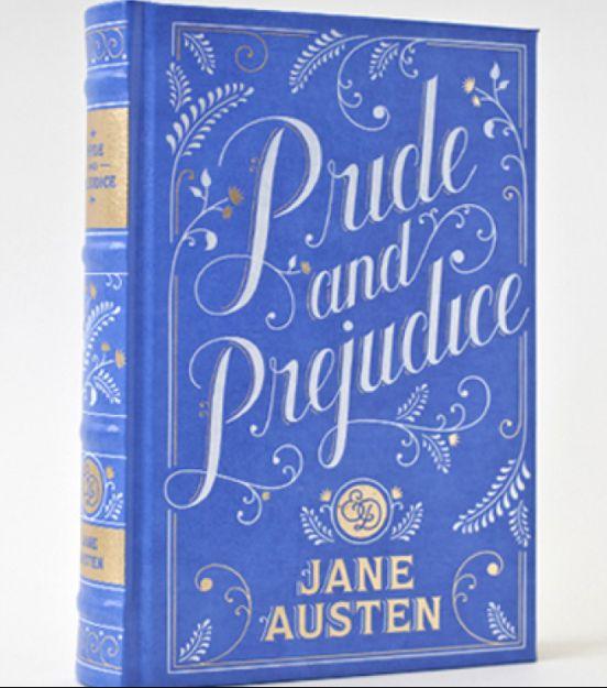 Pride and Prejudice--Jane Austen