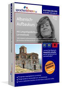 Albanisch Lernen Aufbauwortschatz - Sprachelernen24