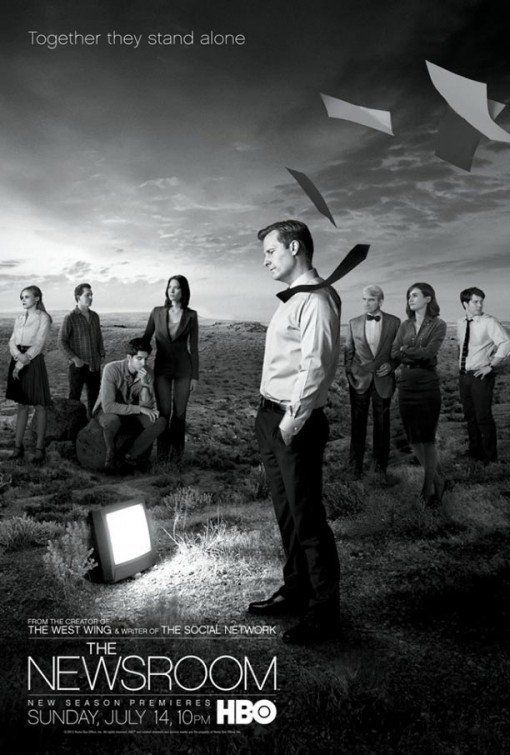 Once again, just my opinion...One of THE BEST series EVER! The Newsroom (TV Series 2012– )http://www.hbo.com/the-newsroom#/