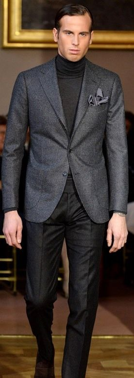 Cifonelli FW15 | Men's Fashion | Menswear | Men's Outfit for Fall/Winter | Stylish and Sophisticated | Moda Masculina | Shop at designerclothingfans.com