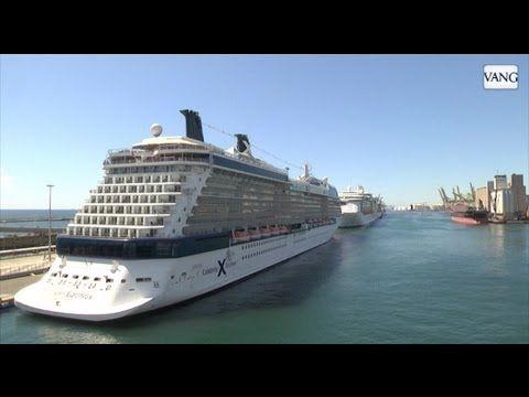 Video corporativo del Puerto de Barcelona 2014