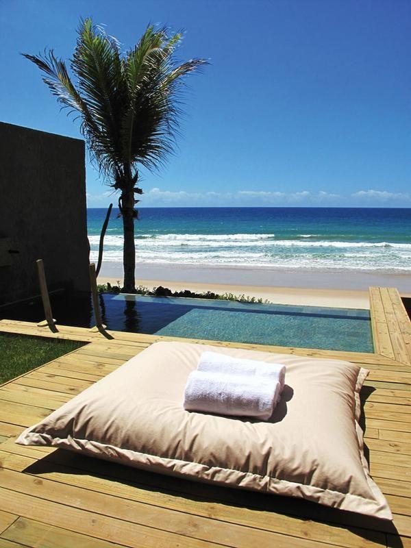 Kenoa Resort, Brazil - 10 Amazing Beach Cabanas to Sleep Off a Hangover