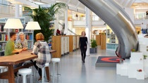 science suggests that wacky office designs really do increase creativity. repin to get your bosses' attention ;)