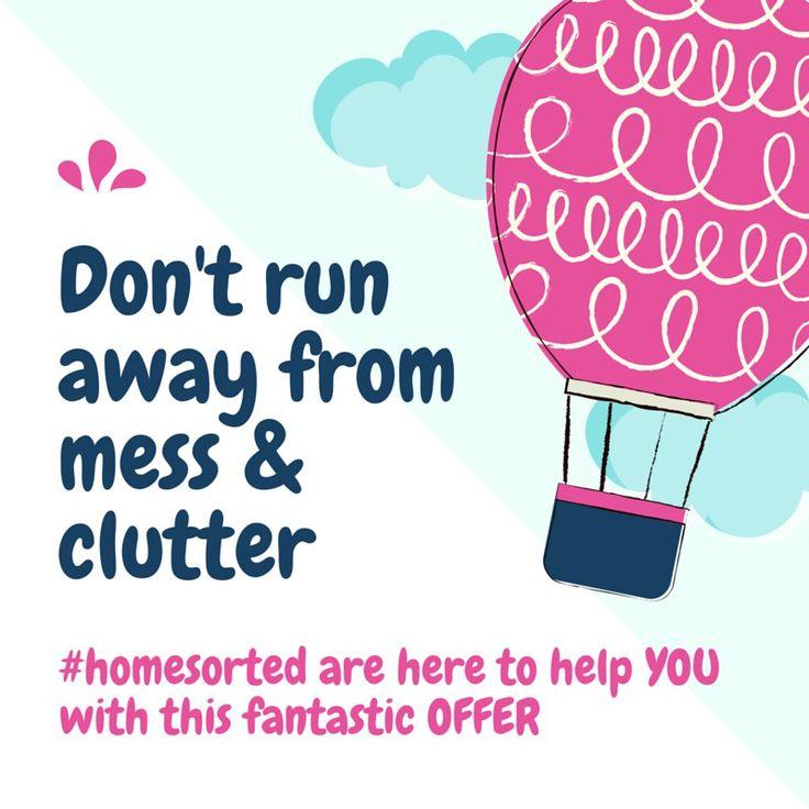 Check our website for promo details! homesorted.com.au/offer/