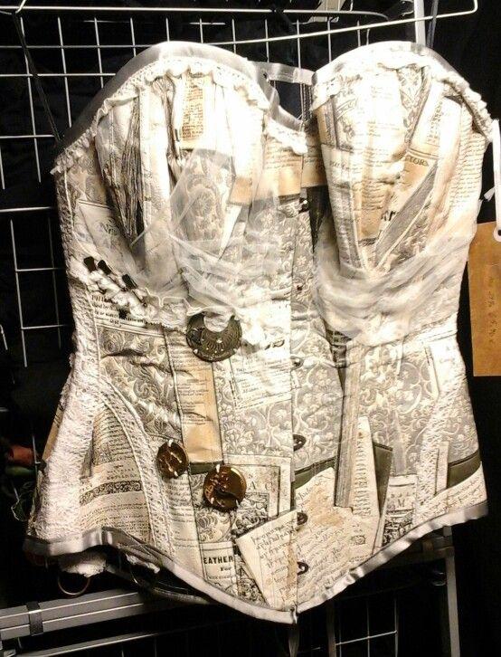 MagaLacrima -Unique corset