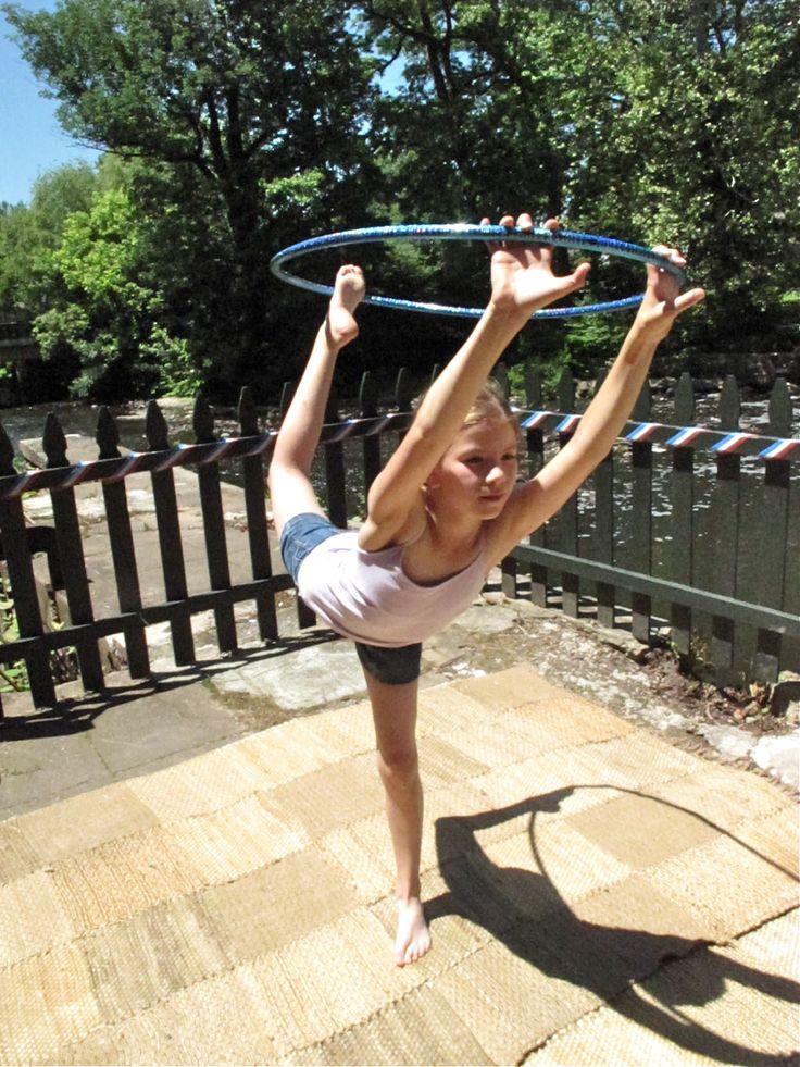 Hula Hoop Yoga by yogainmyschool: A great prop! http://yogainmyschool.com/my-favourite-yoga-prop-hoop-yoga/  #Yoga #Hula_Hoop