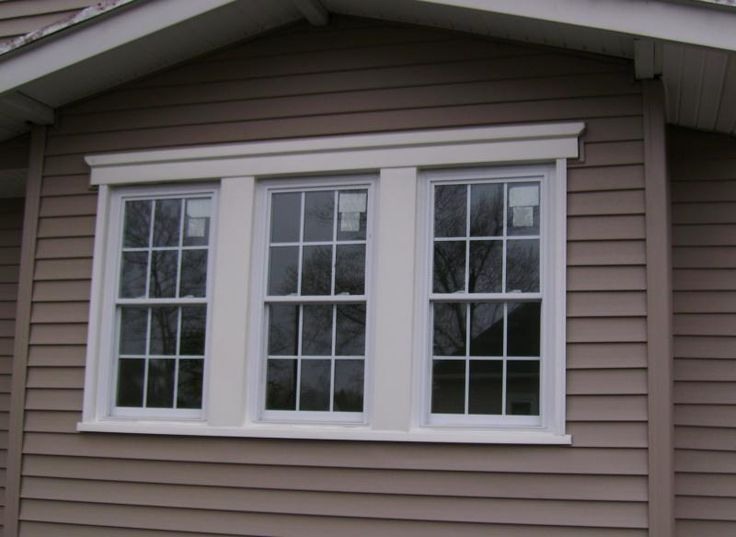 1000 Ideas About Outdoor Window Trim On Pinterest