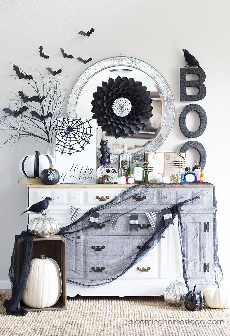 241 best Fall DIY Decorations images on Pinterest | Halloween ...