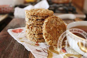 Печенье из Старбакс овсяное