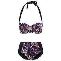 Floral Print Bikini | George at ASDA