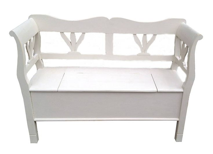 Captivating Wooden Bench With Storage