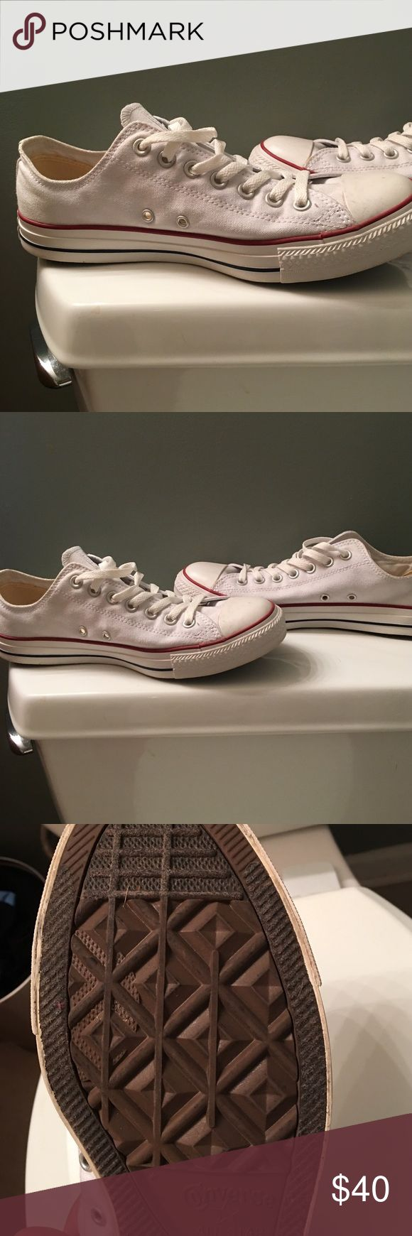 Men's Converse Men's All Star Converse. Barely worn. Great condition. Converse Shoes