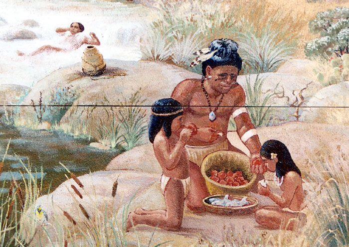 De Chumash zijn een Noord-Amerikaans indianenvolk en de inheemse bevolking van de centrale en zuidelijke kustgebieden van de Amerikaanse staat Californië, met name in delen van de huidige county's San Luis Obispo, Santa Barbara, Ventura en Los Angeles. Er leefden ook Chumash op drie van de Kanaaleilanden: Santa Cruz, Santa Rosa en San Miguel Island. Archeologisch onderzoek heeft uitgewezen dat de Chumash voor de komst van Europese kolonisten al millennia lang in de omgeving van het Santa…