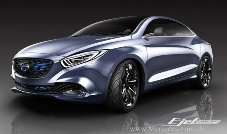 Гибридный автомобиль E-Jet китайский двойник Mercedes CLA