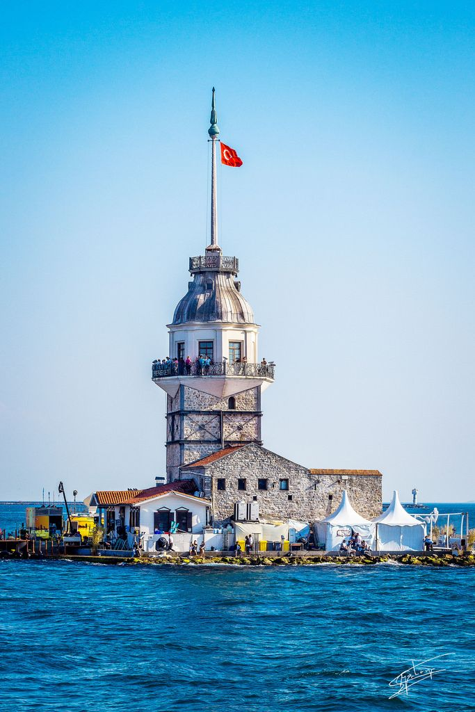 Kız Kulesi   Istanbul, Turkey   by Epskamp                                                                                                                                                                                 More