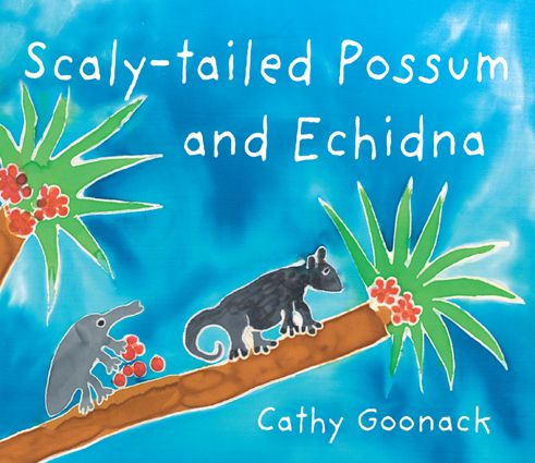 This story tells us how the possum got its scaly-tail and the echidna got its spikes. Great for fours and fives.