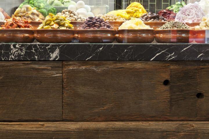 Восхитительный дизайн продуктового магазина Mero Mero в Сиднее