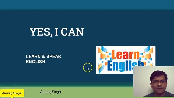 Yes, I Can - Speak and Write English
