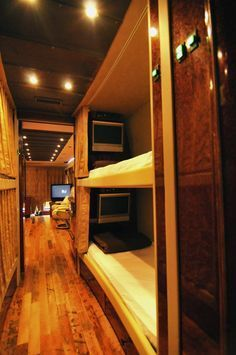 1000+ ideas about Tour Bus Interior on Pinterest | Luxury Rv, Rv ...