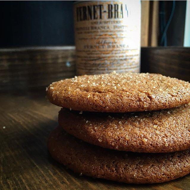 Fernet Branca cookie