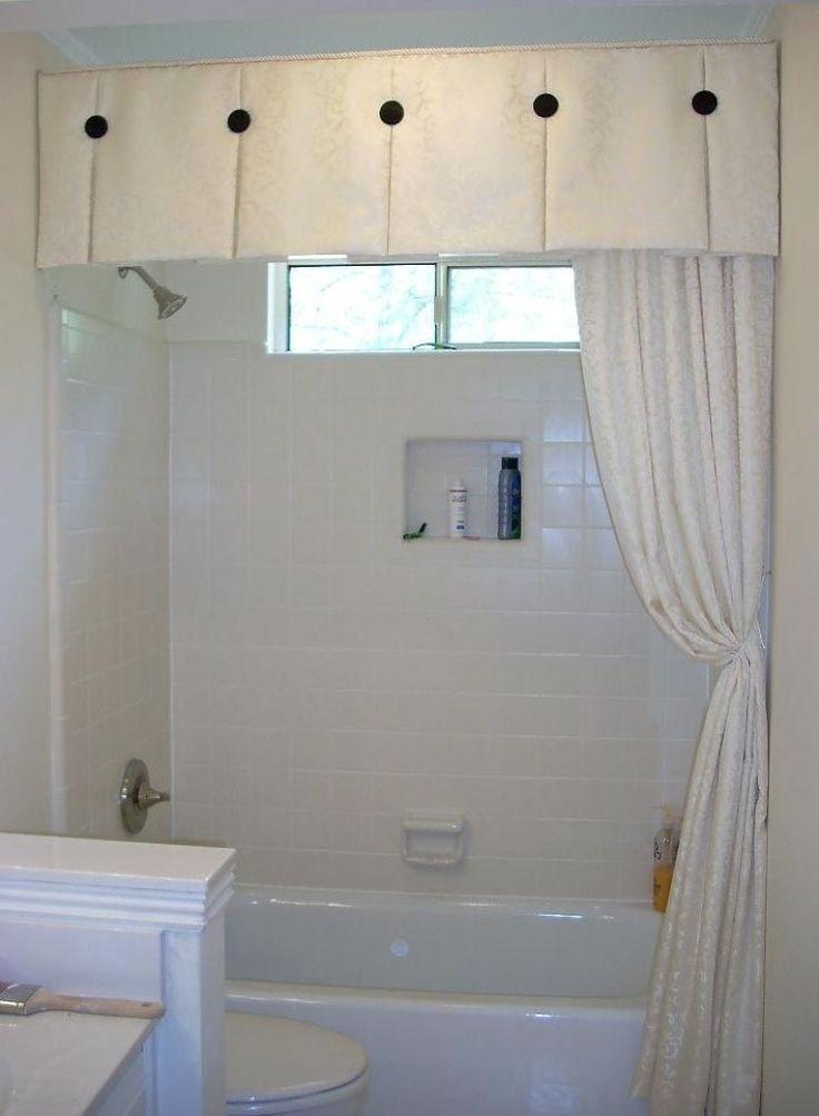 Bauen Stil mit Stoff Dusche Vorhänge Mit Volant Dusche