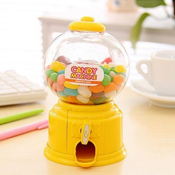 Mini Şeker Makinesi ve Kumbara Candy Machine ::