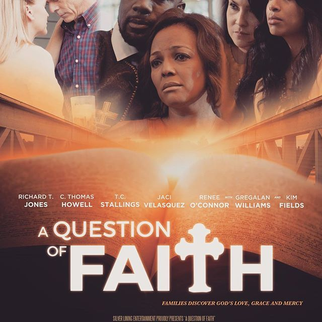 I hope you don't ever have to experience the loss of someone you love in a tragedy. It does happen and when it does we often question, where is God? We are about to see this film in a special screening next week. For now, I can tell you that God makes himself very clearly present in tragedy when we seek him. THIS FALL in a Question of Faith: A texting and driving accident thrusts three families onto converging paths where they discover God's love, forgiveness, grace and mercy. Watch the…