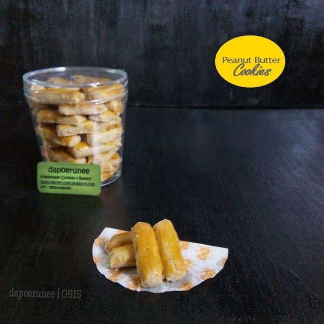 dapoerunee : Peanut Butter Cookies