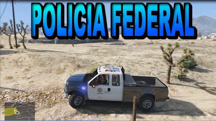 GTA 5 Policía Federal Preventiva mod policia federal mexico gta 5 operat...