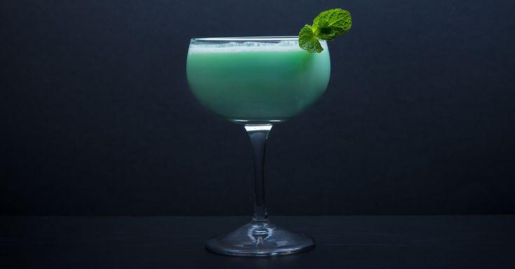 The Best Grasshopper Cocktail Recipe