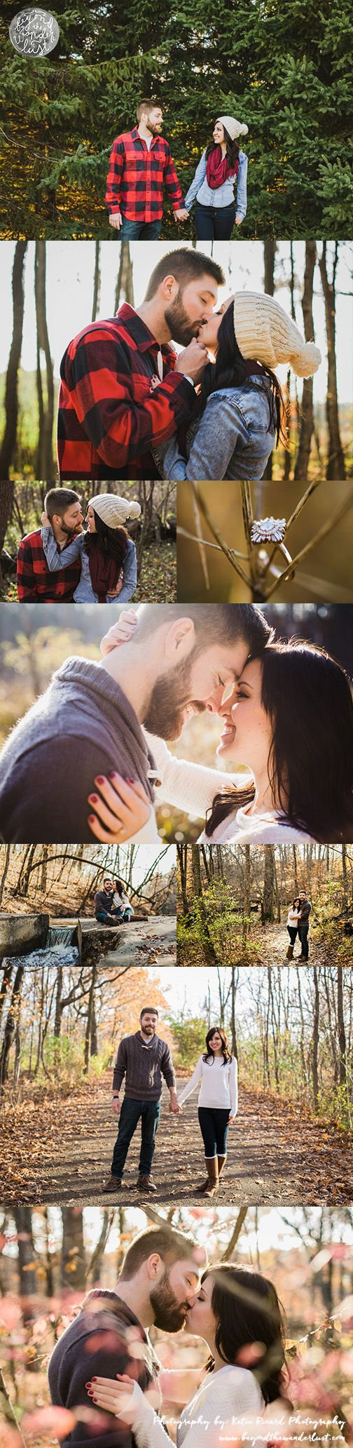 Fall engagement pictures, what to wear for engagement pictures, couples, fall pictures