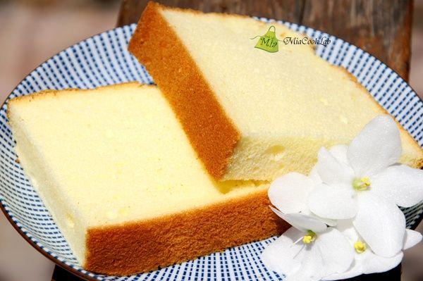 乳酪戚風蛋糕食譜、作法   Mia的多多開伙食譜分享