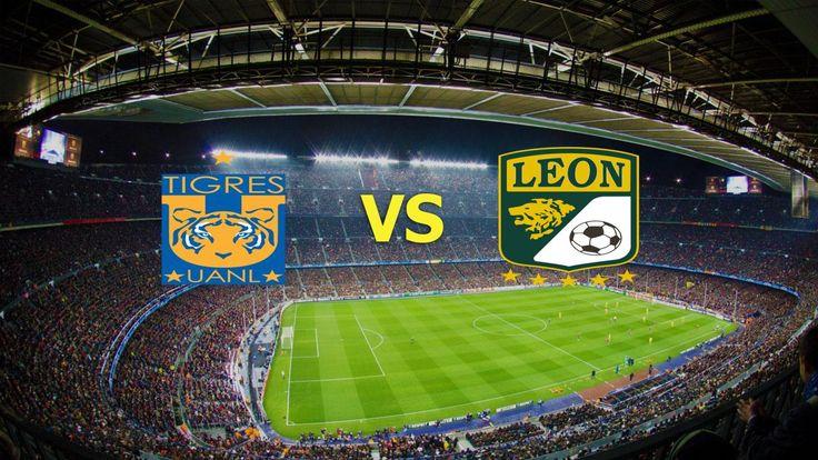 Ver Tigres vs León EN VIVO Online Liga MX 03 de Diciembre 2016