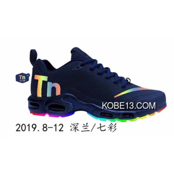 Blue Multi-Color Nike Air Max Tn Nanotechnology Plastic Mercurial Tn Plastic Nanotechnology KPU Material Durable Non-Rupture New Style, Price: $87.00 - Men's Kobe Shoes - Nike Kobe 1 Protro