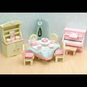 Wooden Dolls House Furniture - MySmallWorld.co.uk