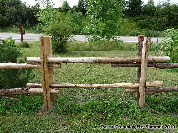 how to make wood posts